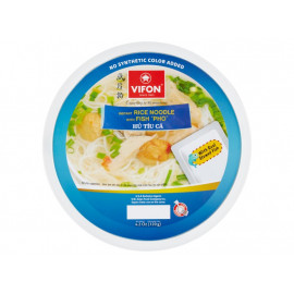 Vifon Zupa błyskawiczna Pho z kawałkami ryby i kluskami ryżowymi w stylu wietnamskim 120 g