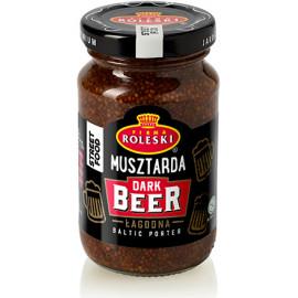 Firma Roleski Musztarda Dark Beer Street Food 210 g