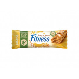 Nestlé Fitness Honey & Almond Batonik zbożowy 23,5 g