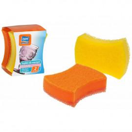 Ravi gąbka do mycia naczyń- Candy 2szt