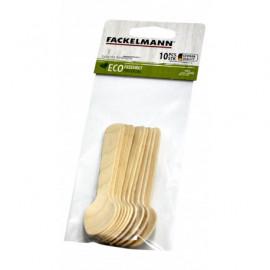 Fackelmann Łyżeczka drewniana 10szt. Eco