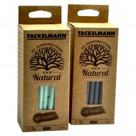 Fackelmann Eco Friendly Natural 70szt. Bio mix kolorów