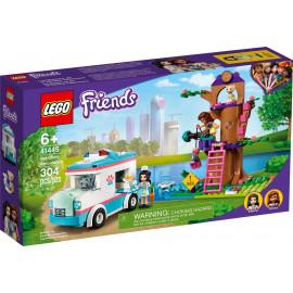 Lego Friends karetka weterynaryjna 41445 6+