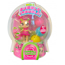 COBI Pachnąca Mini Laleczka Bubble Trouble Cherry Cheer  (MIX)