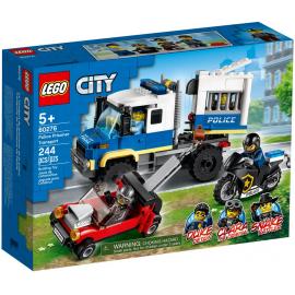 LEGO 60276 City - Policyjny konwój więzienny