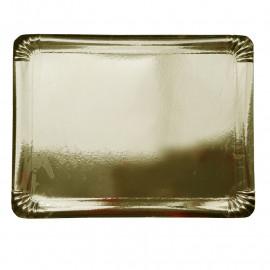 WM Homeside półmisiek jednorazowy 30x39cm (złoty) 3szt
