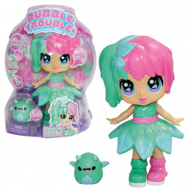 Bubble Trouble lalka Minty Magic squishy - miętowa