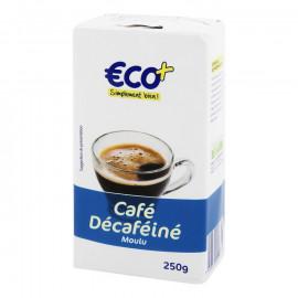 Kawa mielona bezkofeinowa.