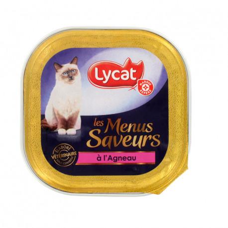 Pełnoporcjowa karma dla kotów z jagnięciną Opracowany we współpracy z weterynarzami. Bez dodatku sztucznych barwników