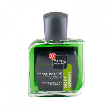Płyn po goleniu o zapachu dębowym Łagodzi, odświeża i zmiękcza. Wzbogacony Witaminą E i alantoiną