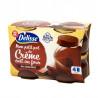 Krem mleczno- czekoladowy na bazie świeżych jaj
