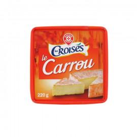 Ser  Le Carrou – ser miękki, podpuszczkowy, dojrzewający,  z mleka pasteryzowanego.