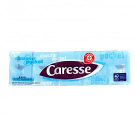 Chusteczki higieniczne białe – 4-warstwowe.