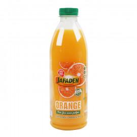 Sok pomarańczowy z miąższem Pasteryzowany metodą flash. Chłodzony. Źródło witaminy C.
