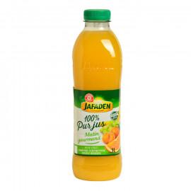 100% Sok wieloowocowy z pomarańczy, klementynek, winogron i bananów. *Zawiera cukry naturalnie występujące w owocach. Bogaty w w