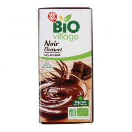 Ekologiczna czekolada deserowa. Produkt rolnictwa ekologicznego.