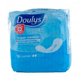 Super cienkie podpaski higieniczne.