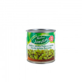 Flageoletes- Fasolka zielona, bardzo drobna. Produkt sterylizowany.