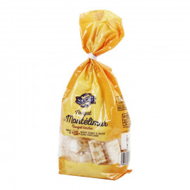 Nugat miękki z Montelimar z pistacjami.