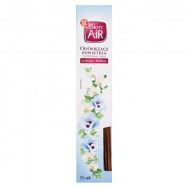 Odświeżacz powietrza z patyczkami, orchidea i hibiskus - zapas