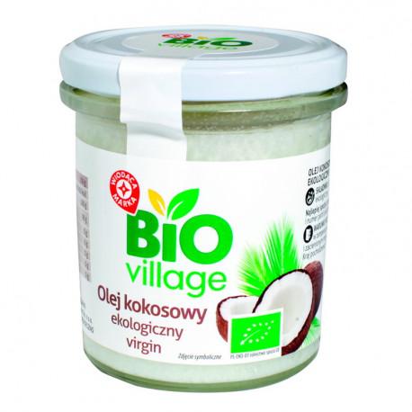 Olej kokosowy tłoczony na zimno ekologiczny