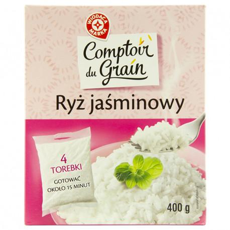 Ryż biały długoziarnisty jaśminowy
