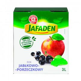 Sok jabłkowo-porzeczkowy. Produkt pasteryzowany
