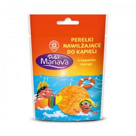 Perełki nawilżające do kąpieli o zapachu mang