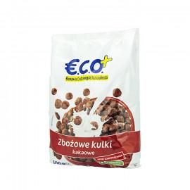Ekstrudowane zbożowe kulki kakaowe