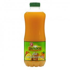 Sok pomarańczowy z zagęszczonego soku pomarańczowego, wzbogacony witaminą C. Pasteryzowany.