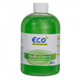 Mydlo w plynie o zapachu zielonego jabłka - zapas