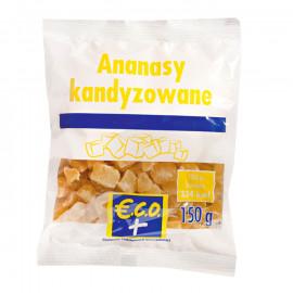 Ananasy kandyzowane