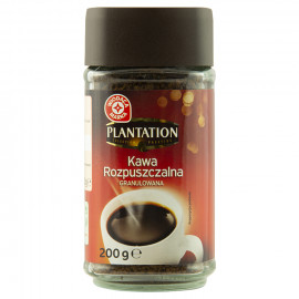 Kawa rozpuszczalna granulowana
