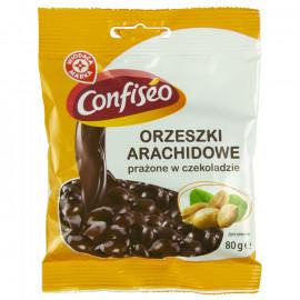 Orzeszki arachidowe prażone w czekoladzie