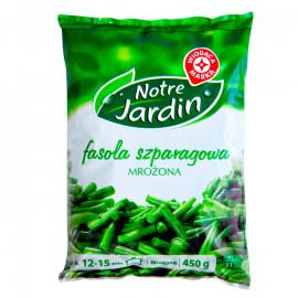 Wiodąca Marka Fasola szparagowa zielona cięta mrożona 450g