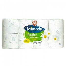 Papier tolateowy o zapachu rumiankowym 100% celulozy, 3 warstwy, 160 listków