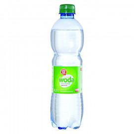 Naturalna woda mineralna średniozmineralizowana, średnionasycona dwutlenkiem węgla