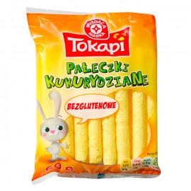Pałeczki-chrupki kukurydziane produkt bezglutenowy
