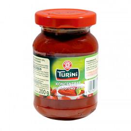 Koncentrat pomidorowy 30%. Produkt pasteryzowany.