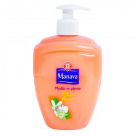 Mydło w płynie o zapachu citrus flower - pompka