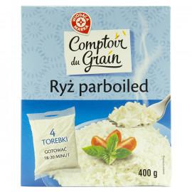 Ryż parboiled. Ryż biały długosiarnisty preparowany termicznie