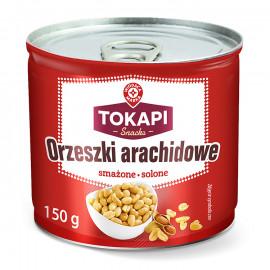 Orzeszki arachidowe smażone solone
