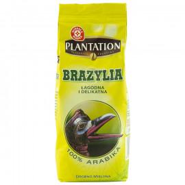 Wiodąca Marka kawa mielona Brazylia 100% arabika 250g