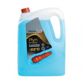 Płyn zimowy do spryskiwaczy samochodowych -22°C