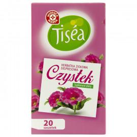Czystek szary cistus incanus herbatka ziołowa ekspresowa. Suplement diety