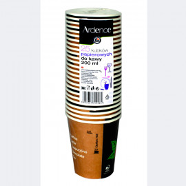 Kubek papierowy do kawy 200ml