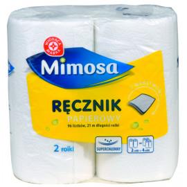 Wm Ręcznik papierowy 2 warstwowy, 96 listków