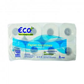 Papier toaletowy makulaturowy szary