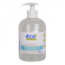 Mydło w płynie o zapachu konwalii