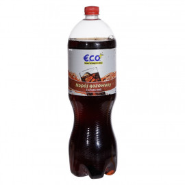 Napój gazowany o smaku coli. Zawiera substancje słodzące. Zawiera źródło fenyloalaniny.